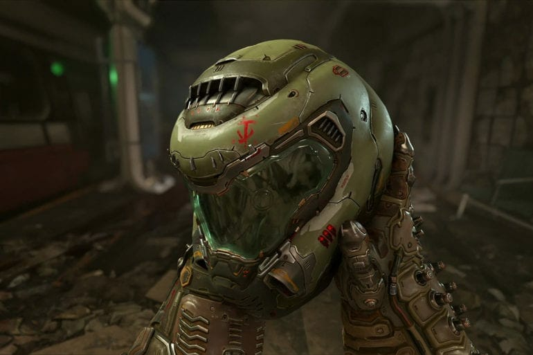 DOOM Eternal Optimized AMD Drivers