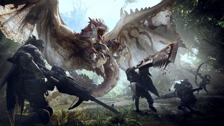 Monster Hunter World Update 13.00