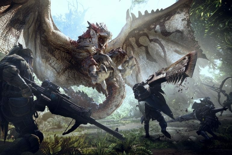 Monster Hunter World Update 13.00