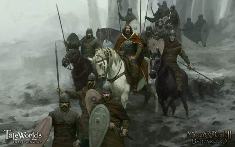 Mount and Blade 2: Bannerlord e1.0.8