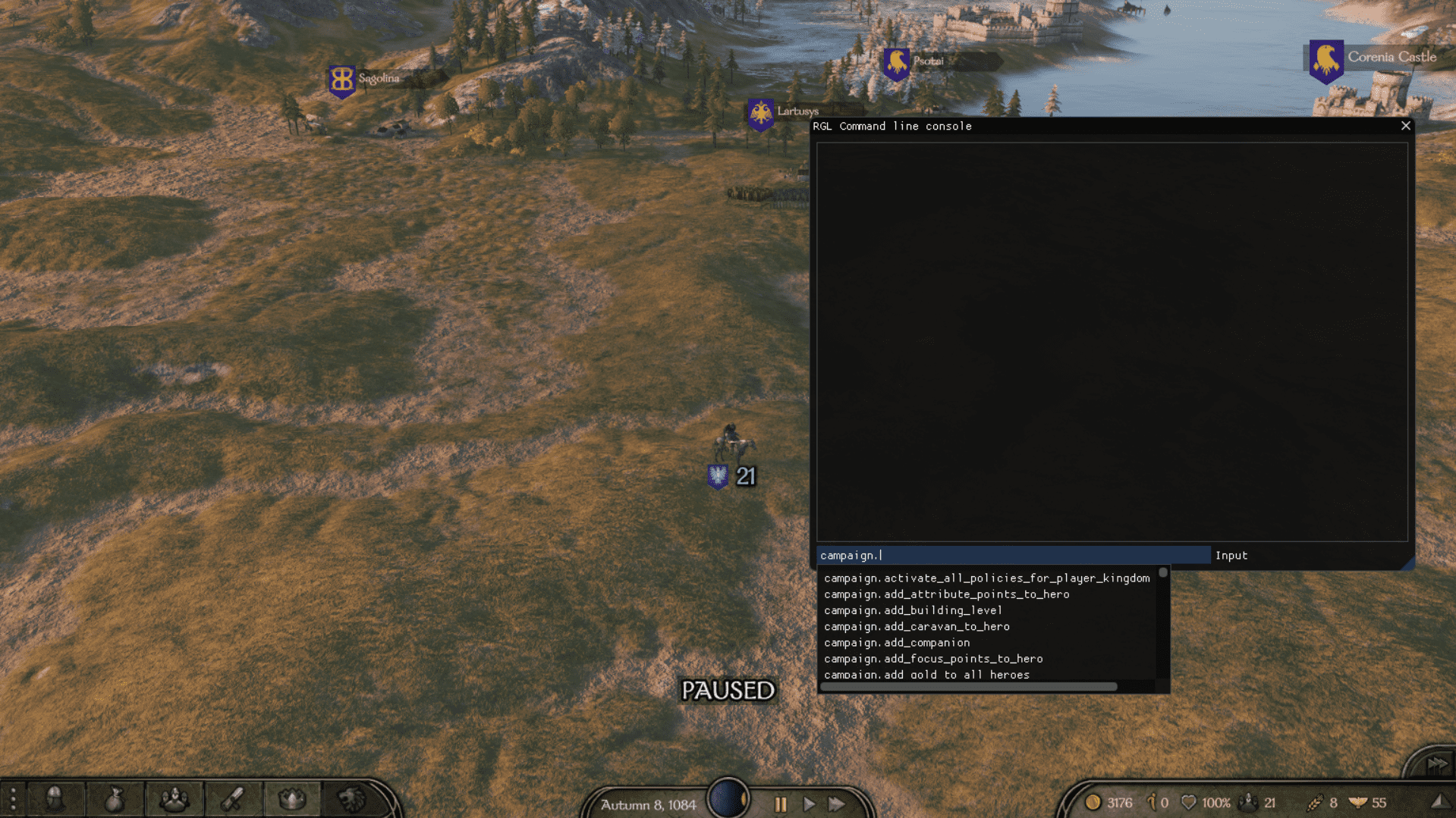 How To Install Mount And Blade Bannerlord 2 Developer Console Mod