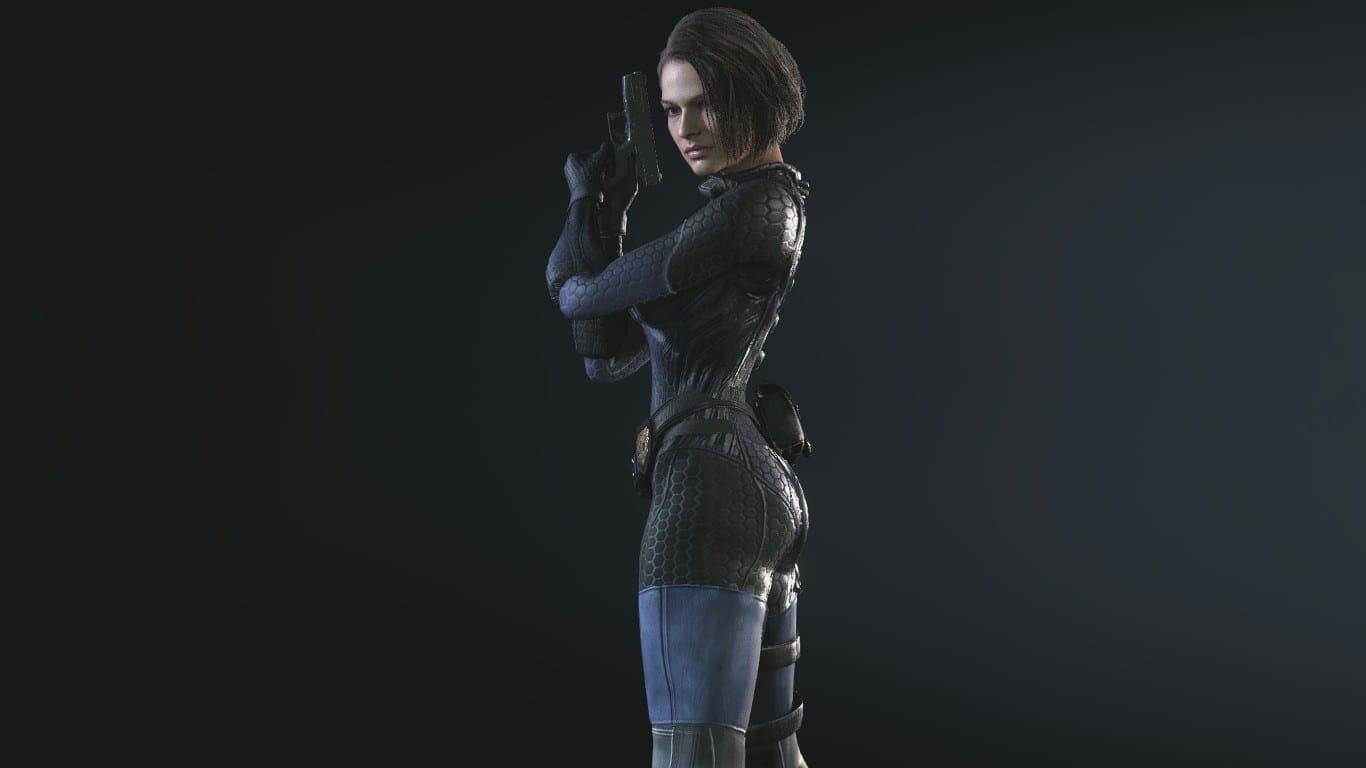 Resident Evil 3 Jill Valentine Battlesuit Costume Mod Released