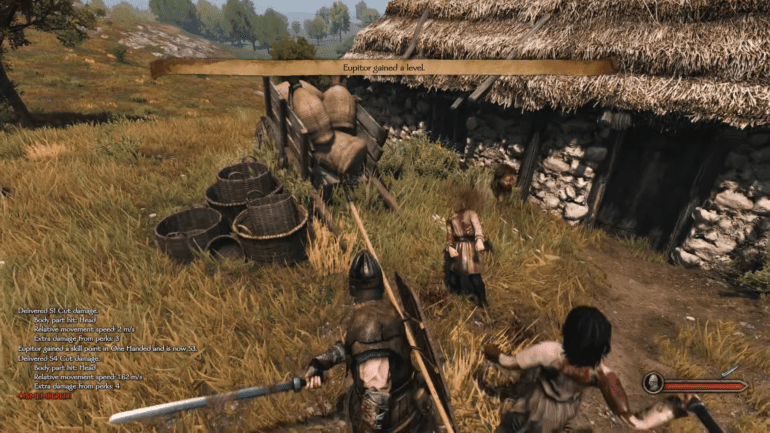 Bannerlord 2 Dismemberment Mod