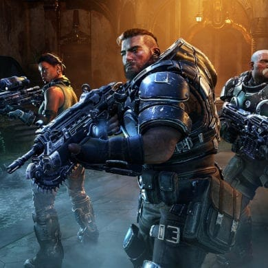 Gears Tactics Optimized AMD Drivers