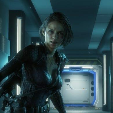 Resident Evil 3 Jill Valentine Battlesuit