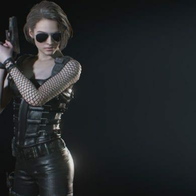 Unlock Jill Valentine Resistance Costumes