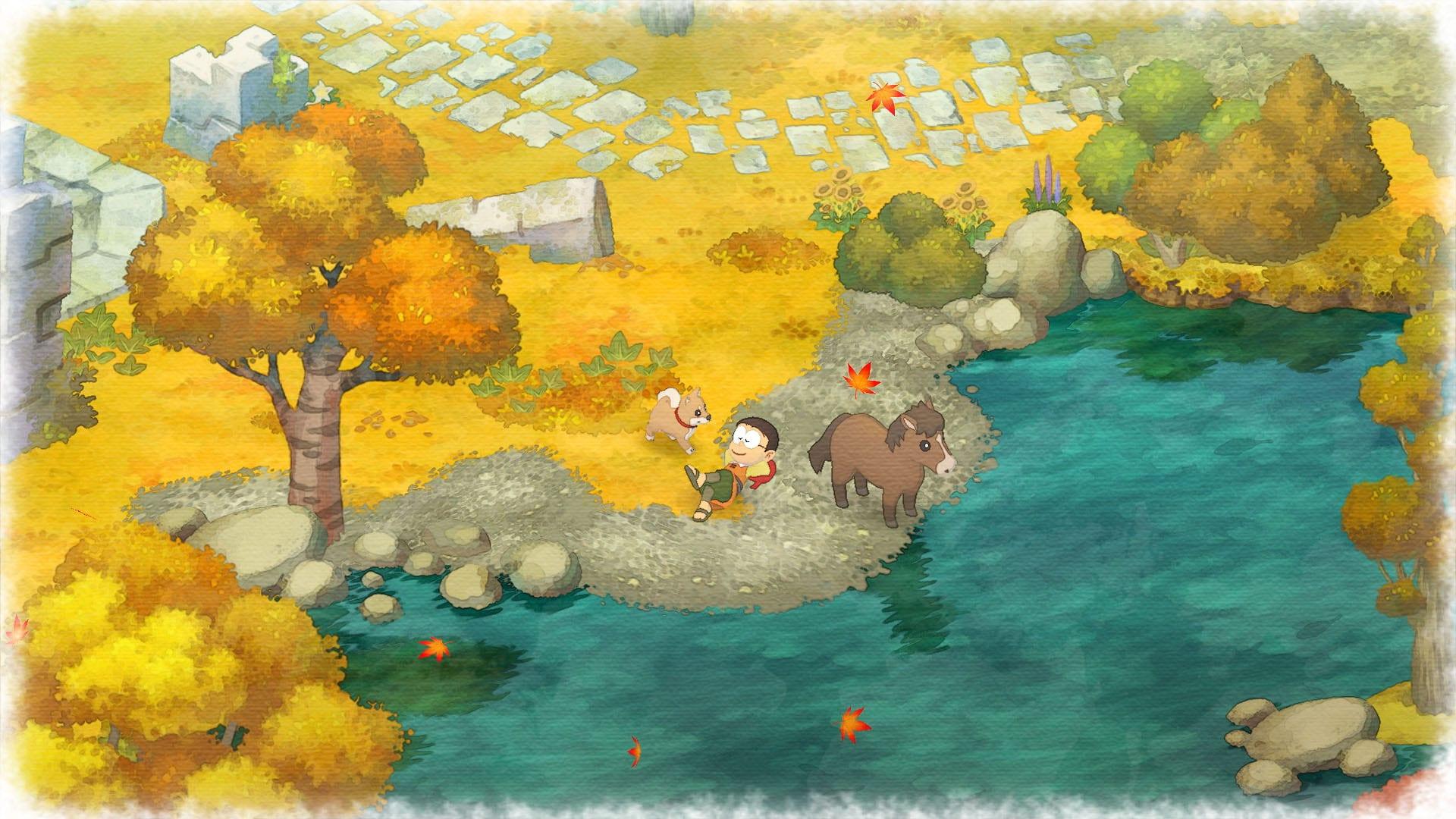 Doraemon Story of Seasons Uprooting onto PlayStation 4 on September 4