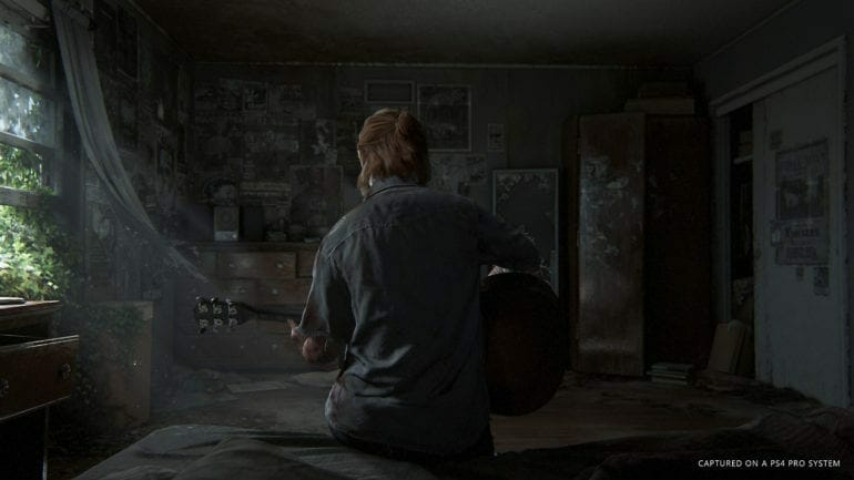 The Last of Us 2 Leaked Gameplay