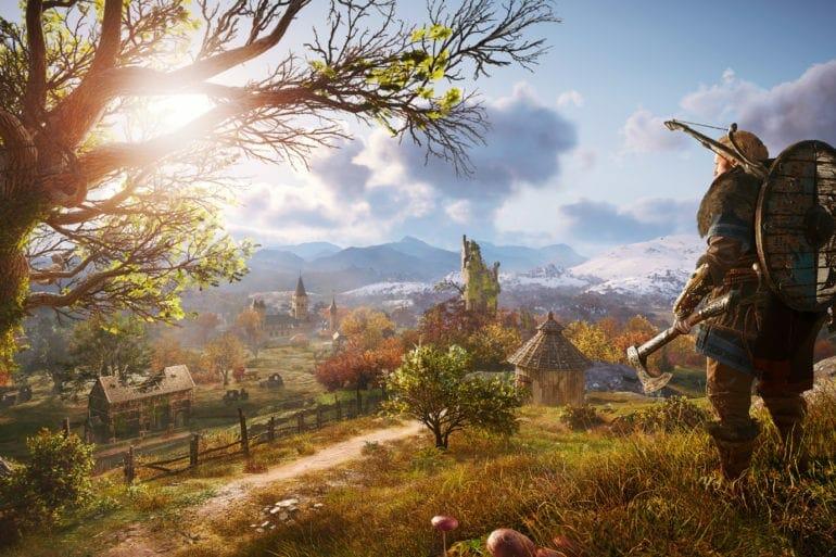 Assassin's Creed Valhalla Pre-Order Bonus