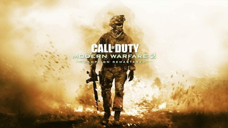 Modern Warfare 2 Remastered Out of Memory