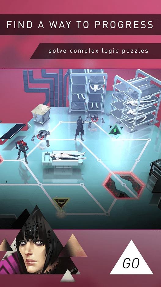 Deus Ex GO screenshot 3