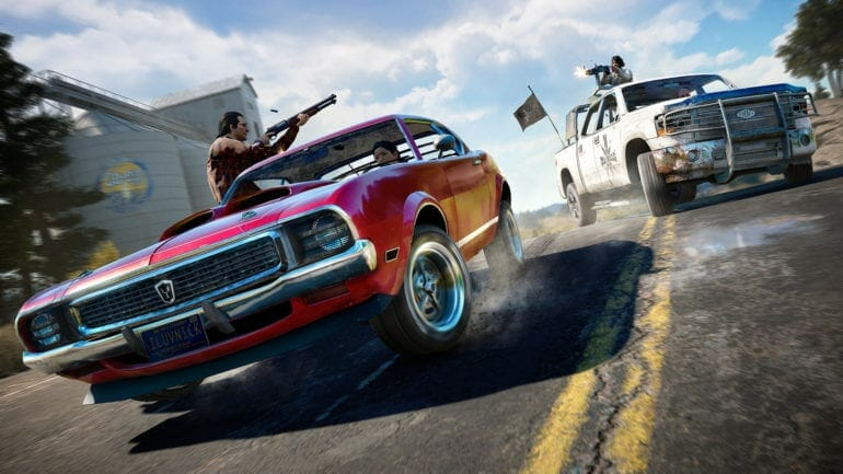 Far Cry 5 for free