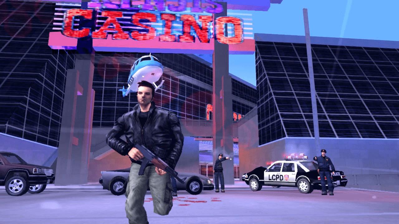 GTA 3 screenshot