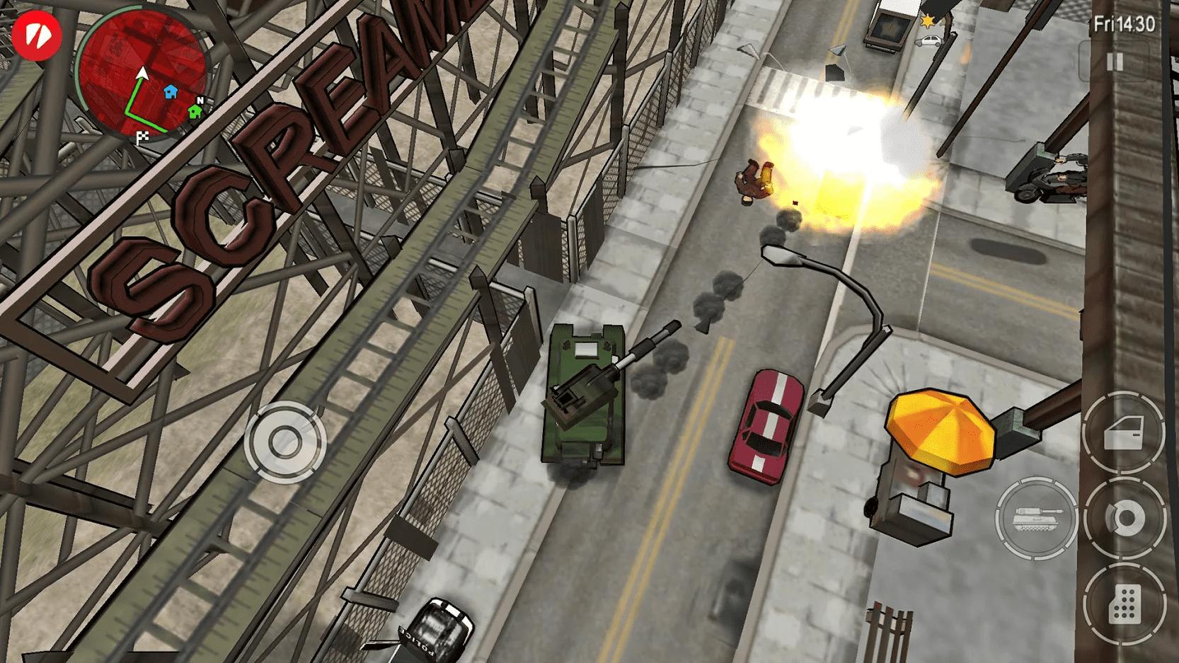 GTA: Chinatown Wars screenshot