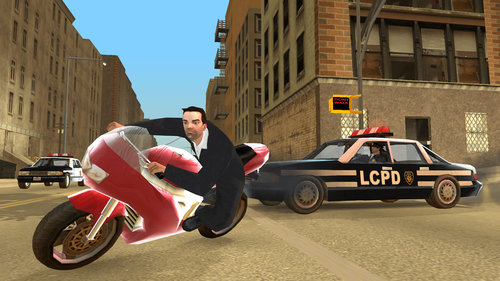 GTA: Liberty City Stories screenshot