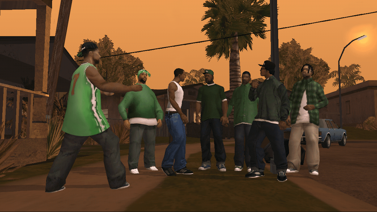GTA: San Andreas screenshot