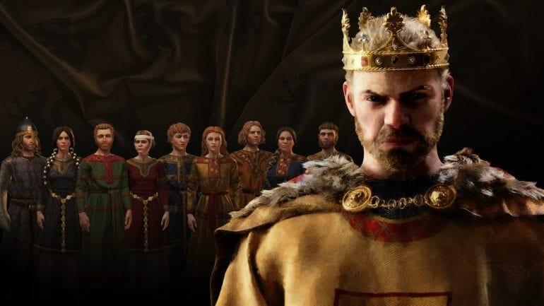 Crusader Kings 3 Pre-Order Bonus