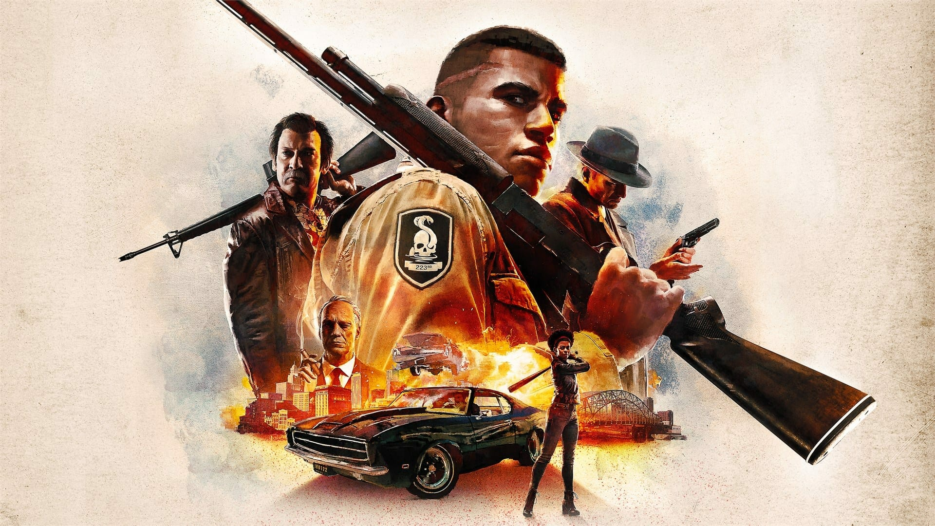 Mafia 3: Definitive Edition Cracked