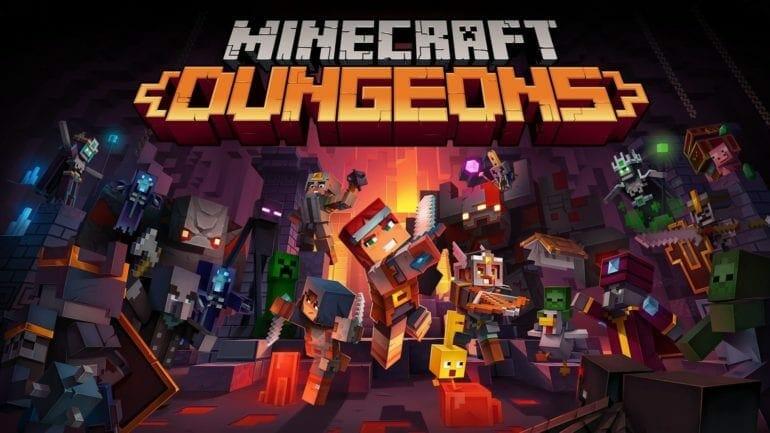 Hero Pass Content in Minecraft Dungeons