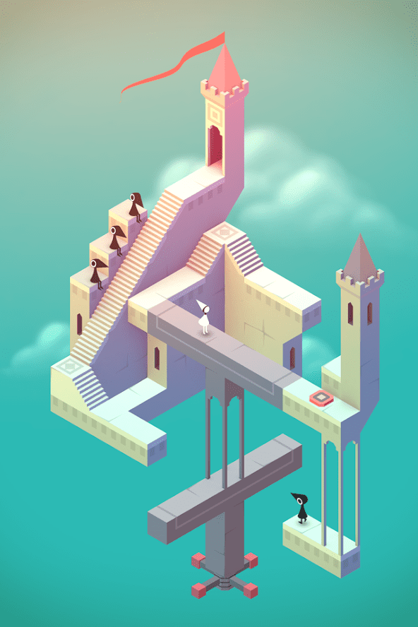 Monument Valley Screen 1