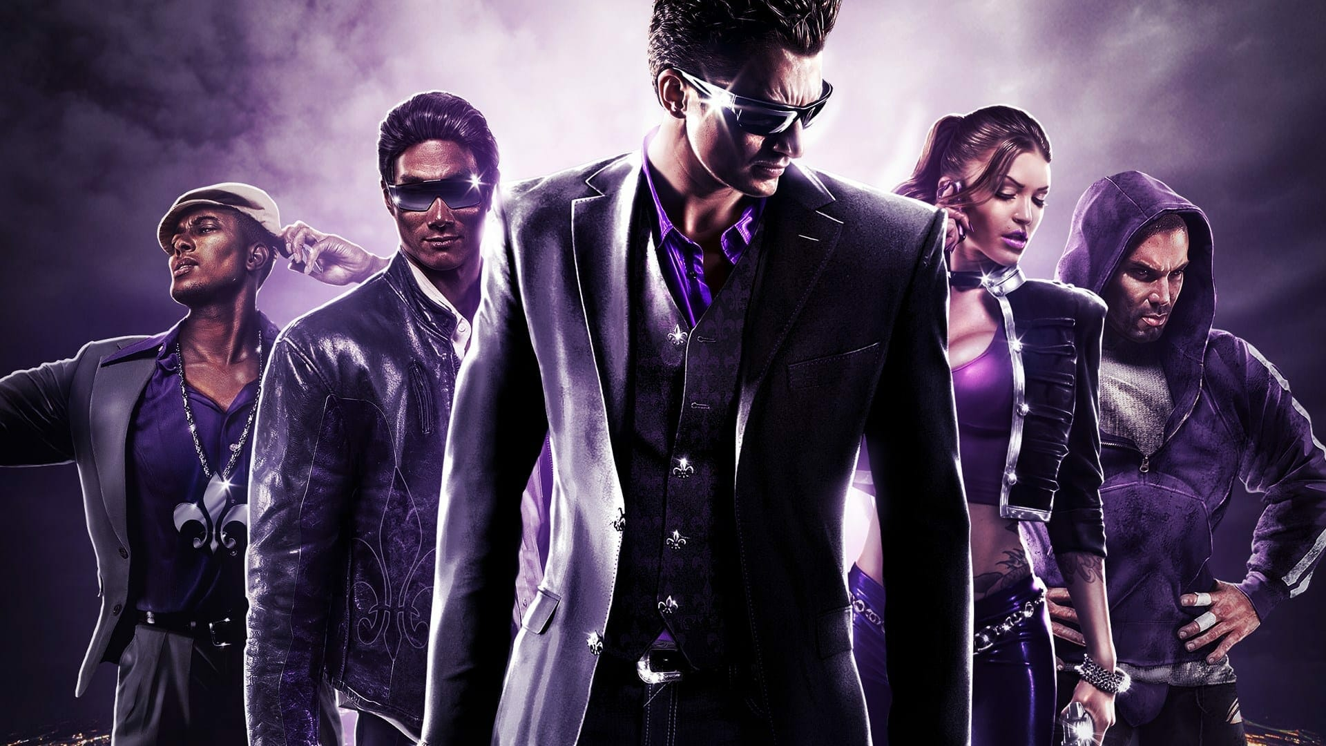 skip Saints Row: The Third Remastered Intro