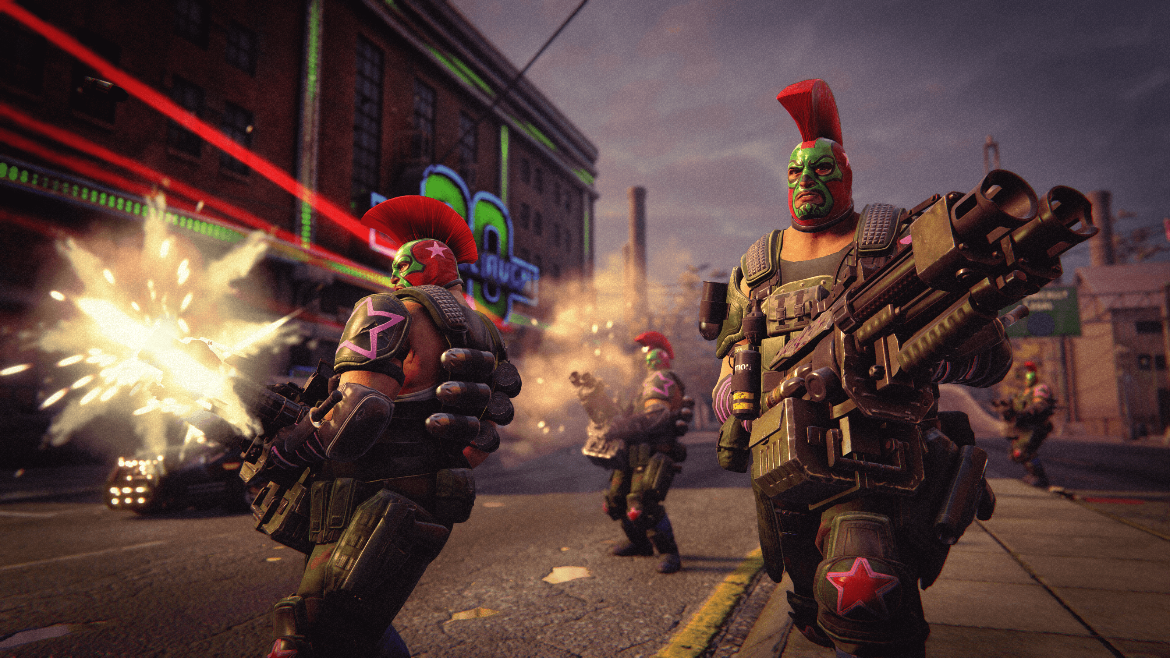 Saints Row: The Third Remastered PC