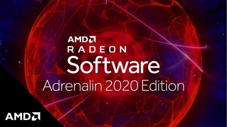 AMD Radeon Adrenalin Edition 20.5.1 Driver