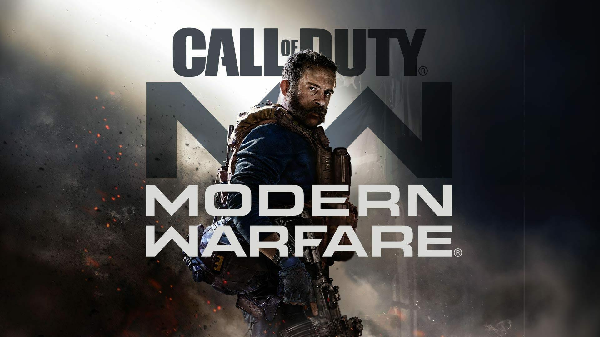 Reduce Call of Duty: Modern Warfare size