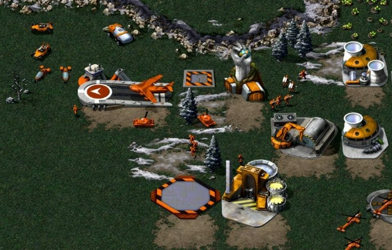 Install Mods In Command & Conquer Remastered On Steam