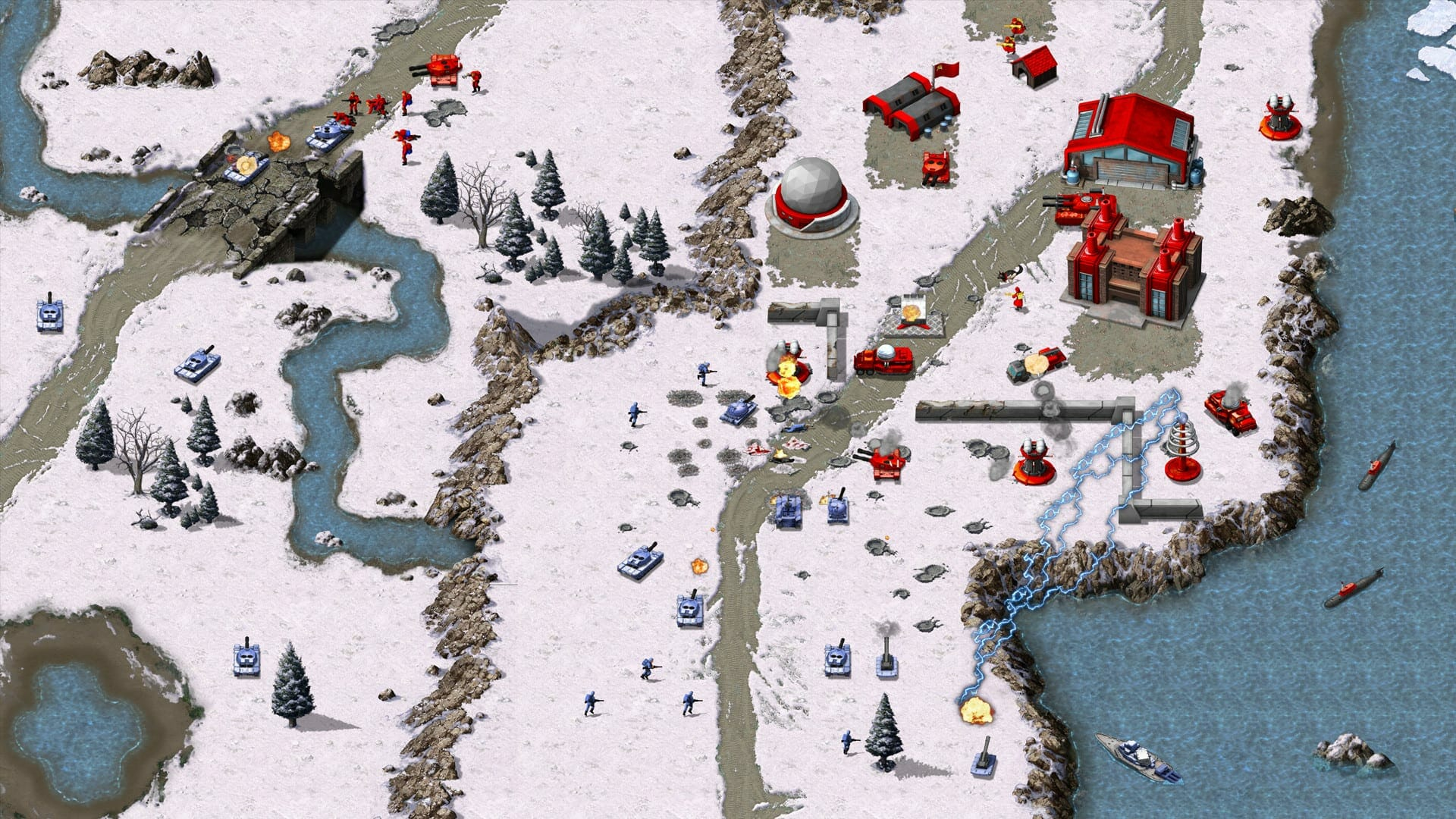 Command and Conquer system requirements