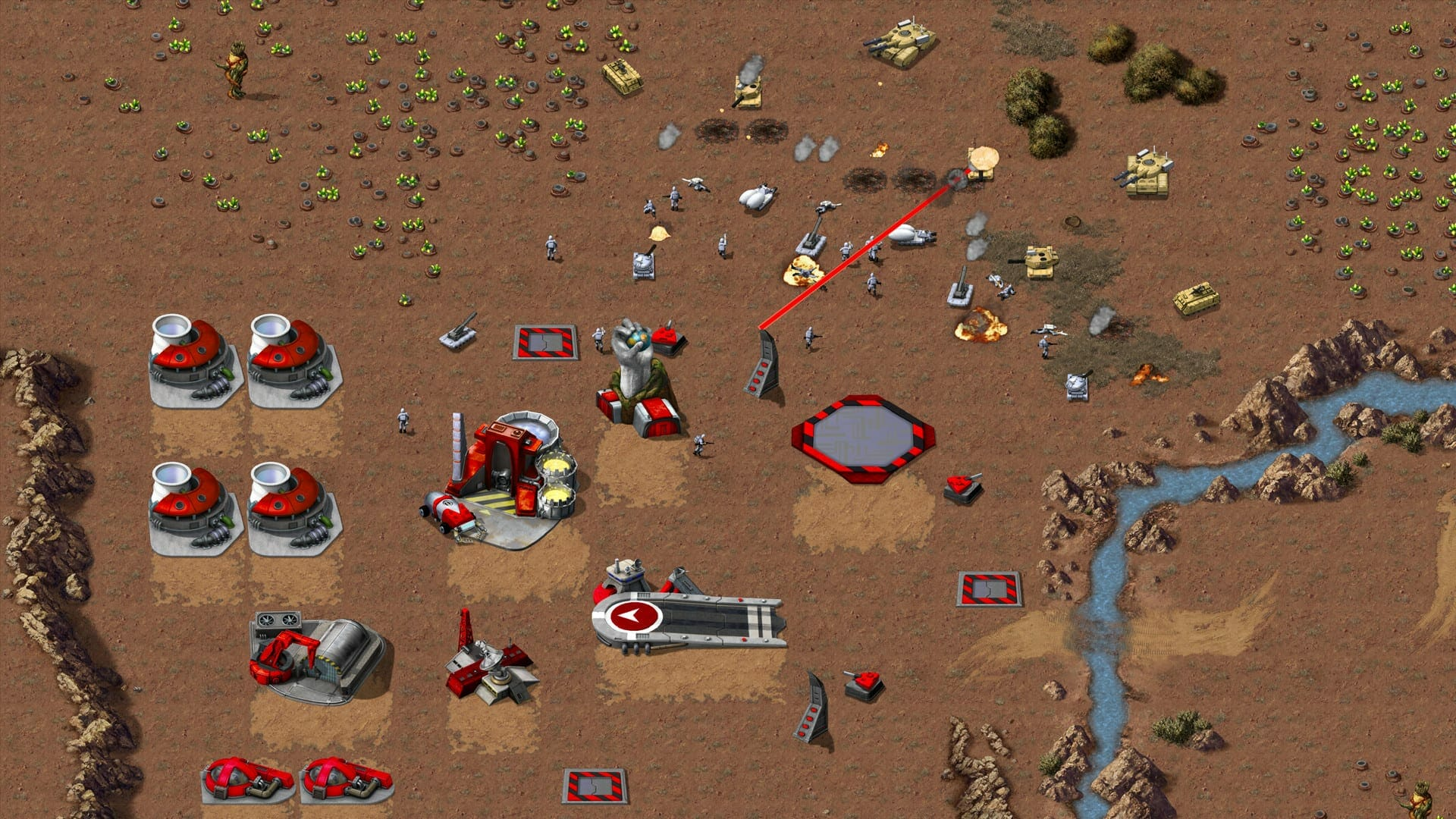 Command and Conquer Remastered Crash on Launch