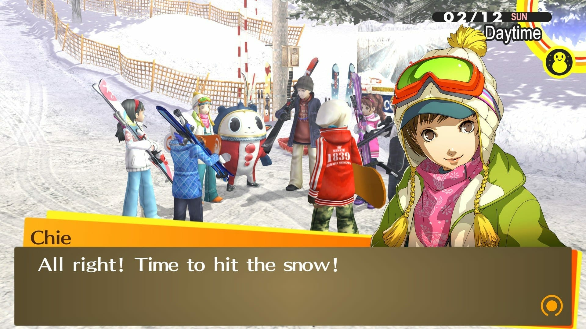 Persona 4 Golden Resolution above 1080p