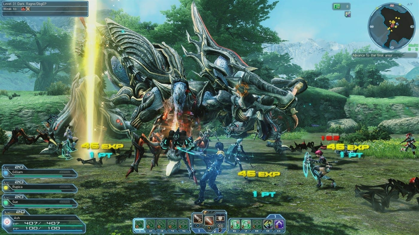 Fix Phantasy Star Online 2 Error 0x80070003