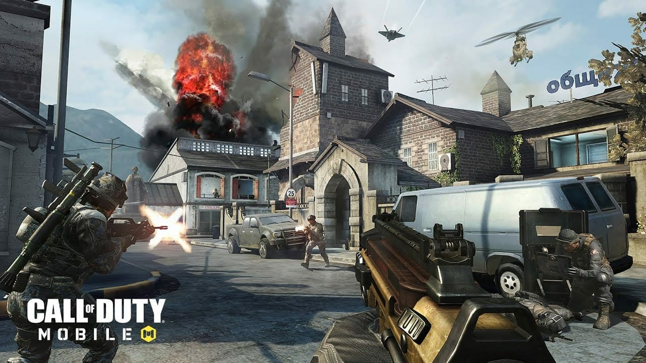 Call of Duty: Mobile Best Graphics