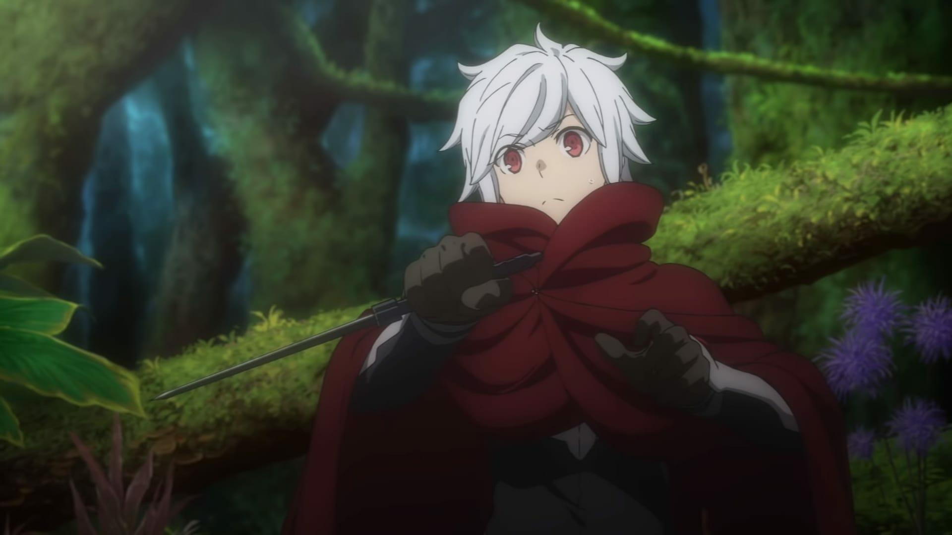 Danmachi season 3 anime