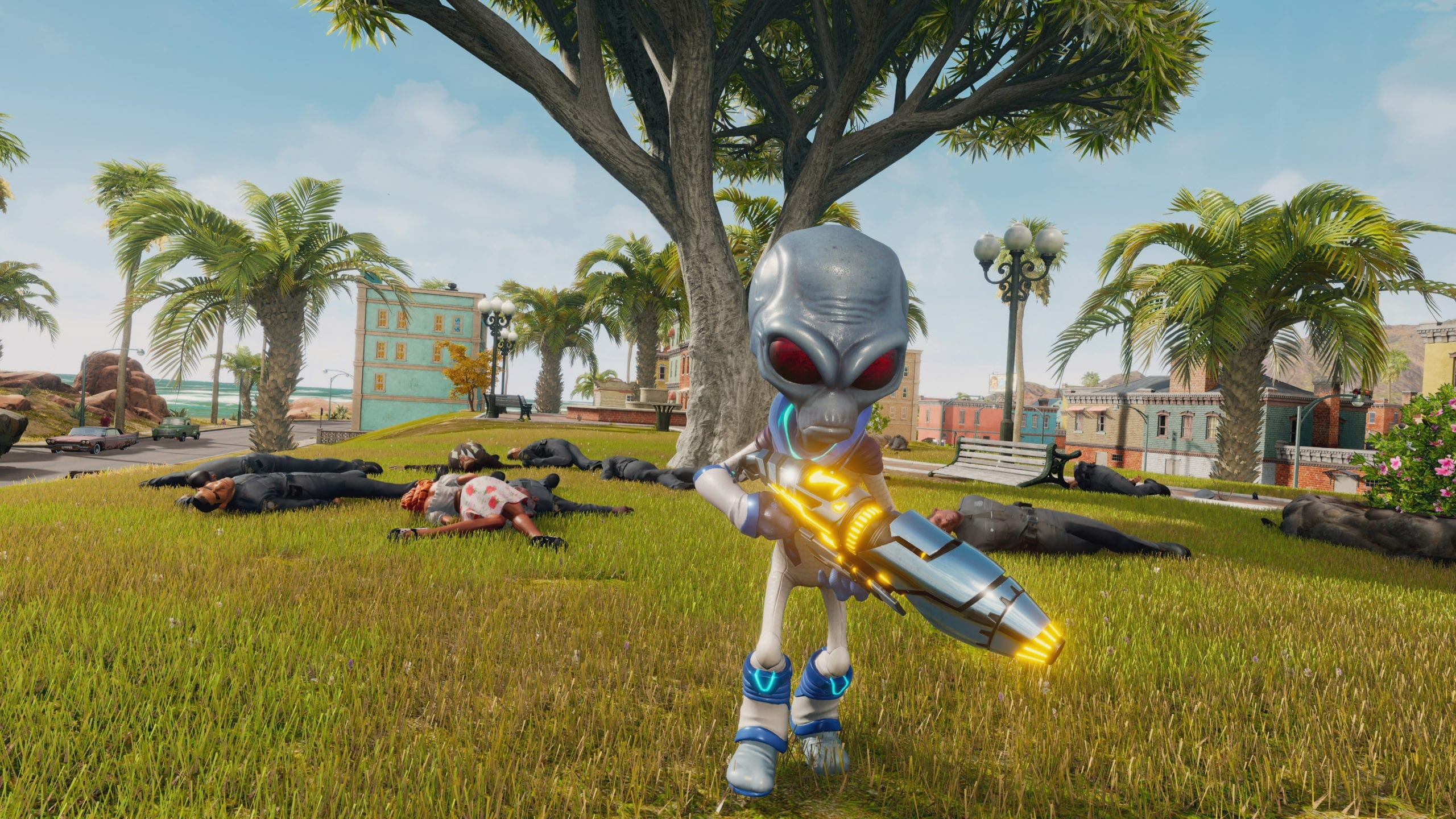 Old Save files in Destroy All Humans