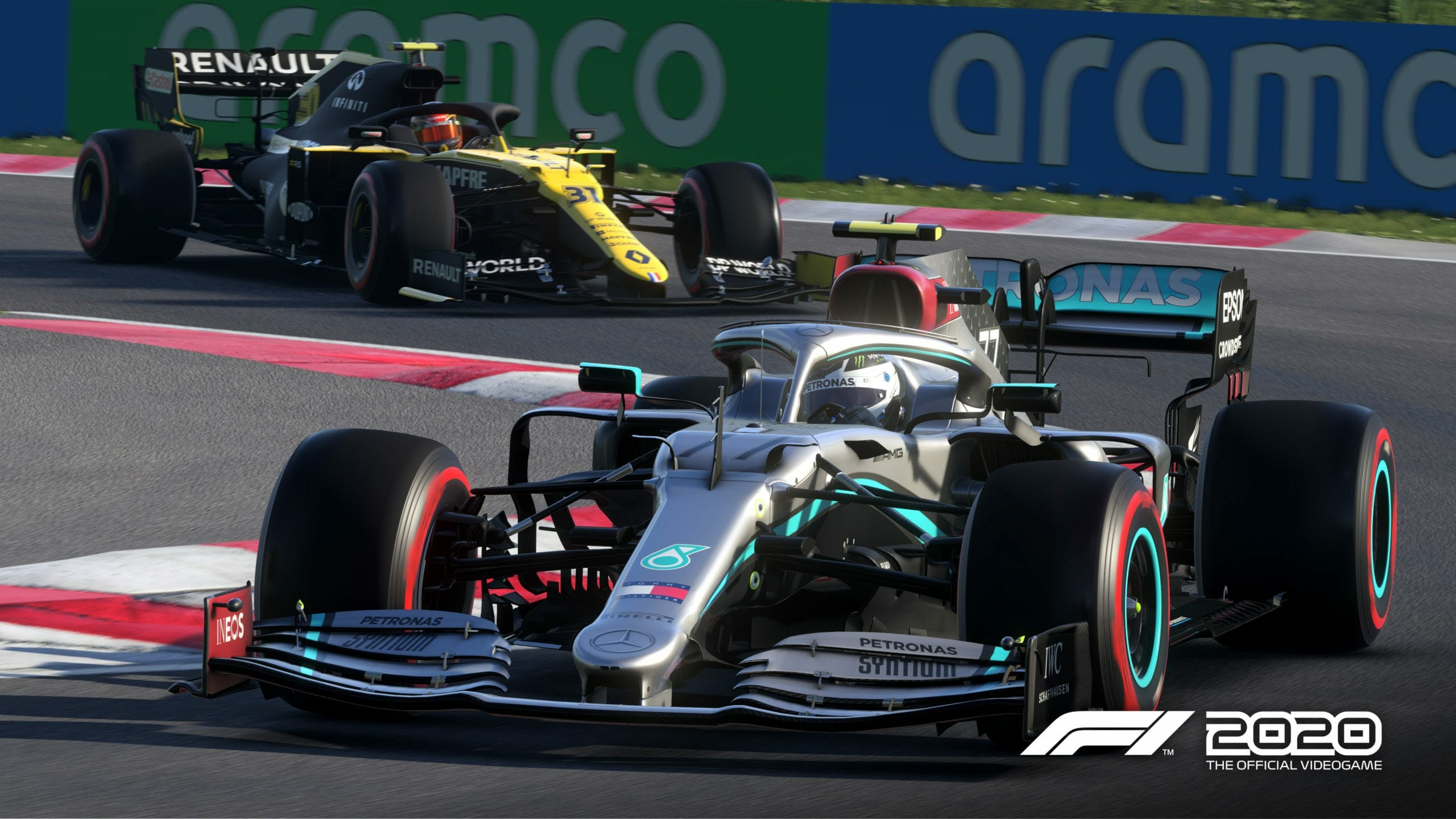 F1 2020 Black Screen