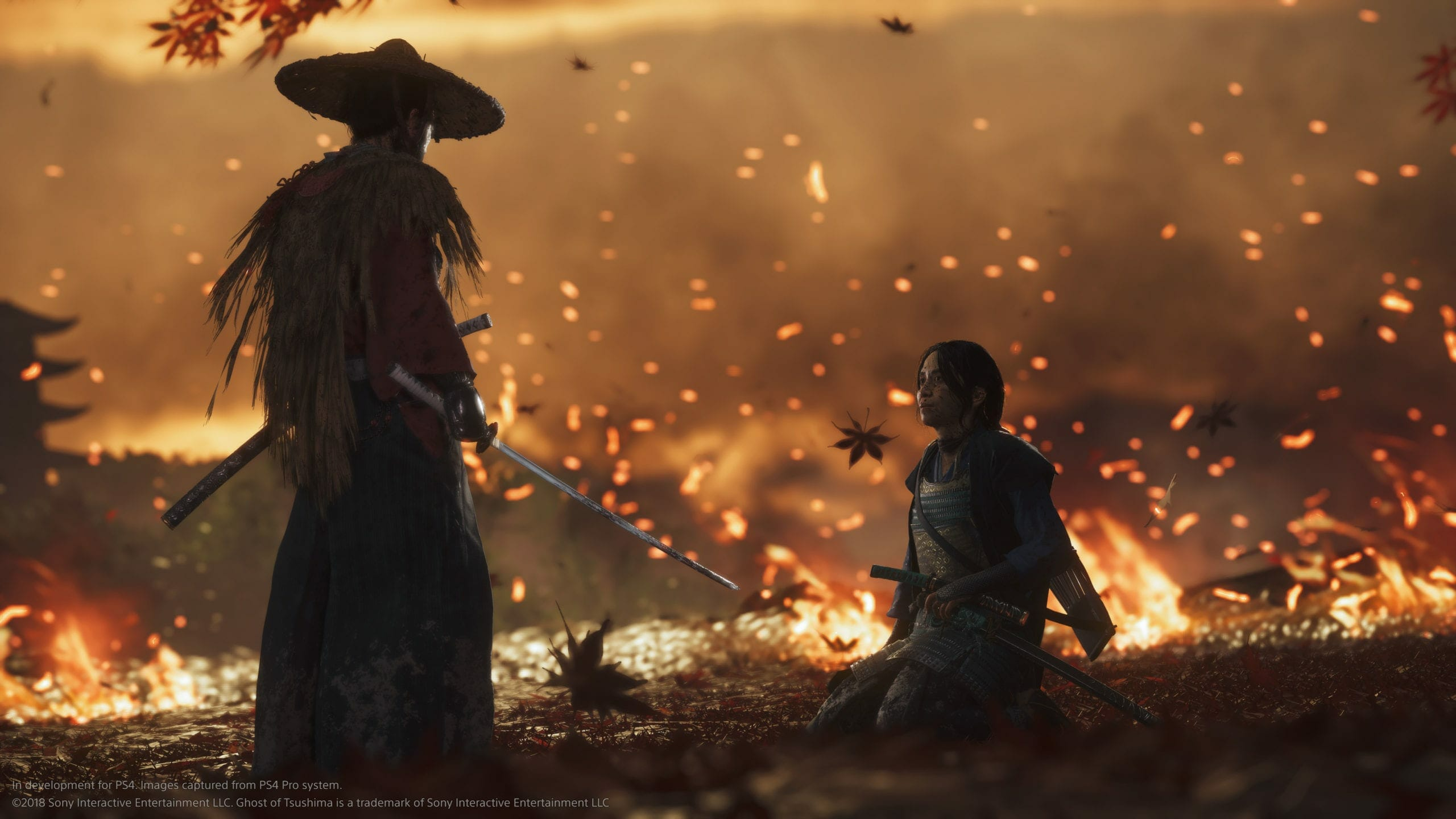 Ghost of Tsushima file size