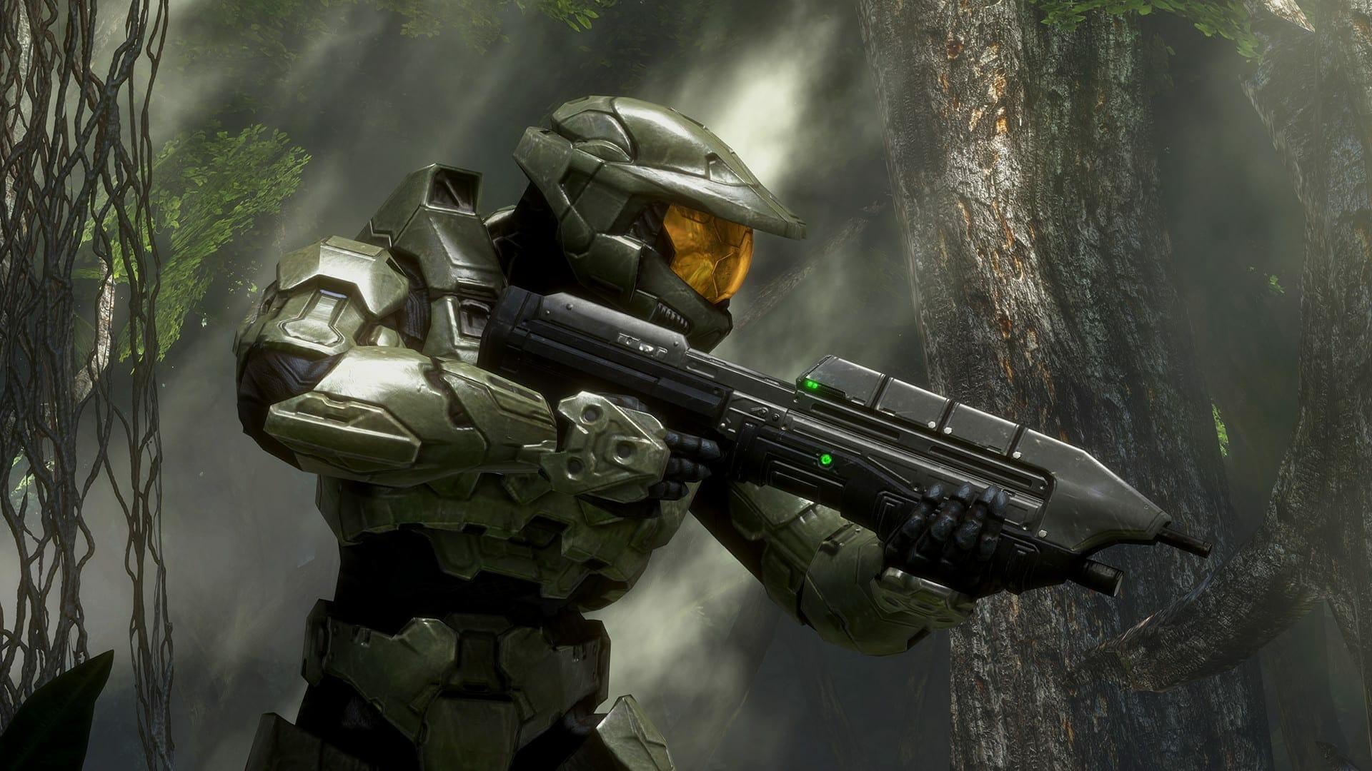 Skip Halo 3 Intro videos
