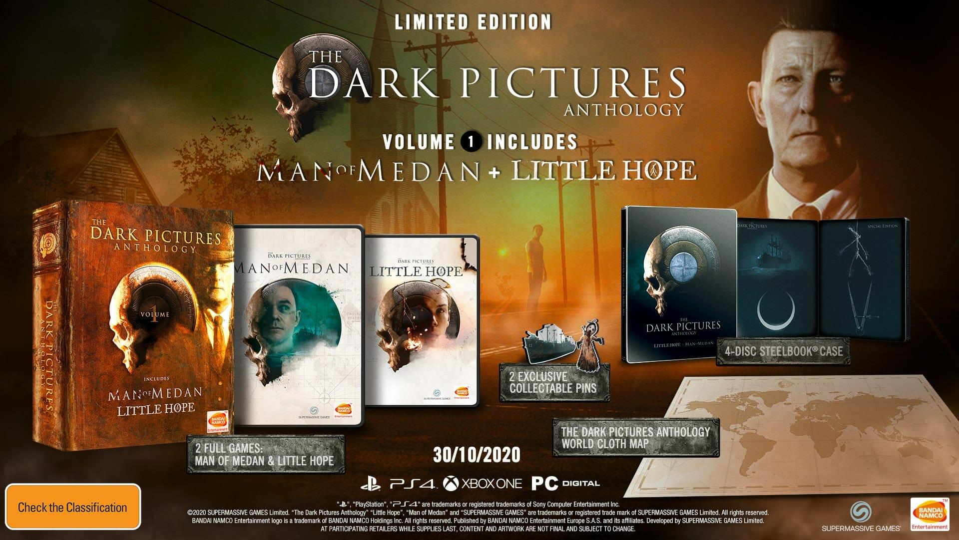 Little Hope Release Date