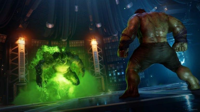 Marvel Avengers Beta
