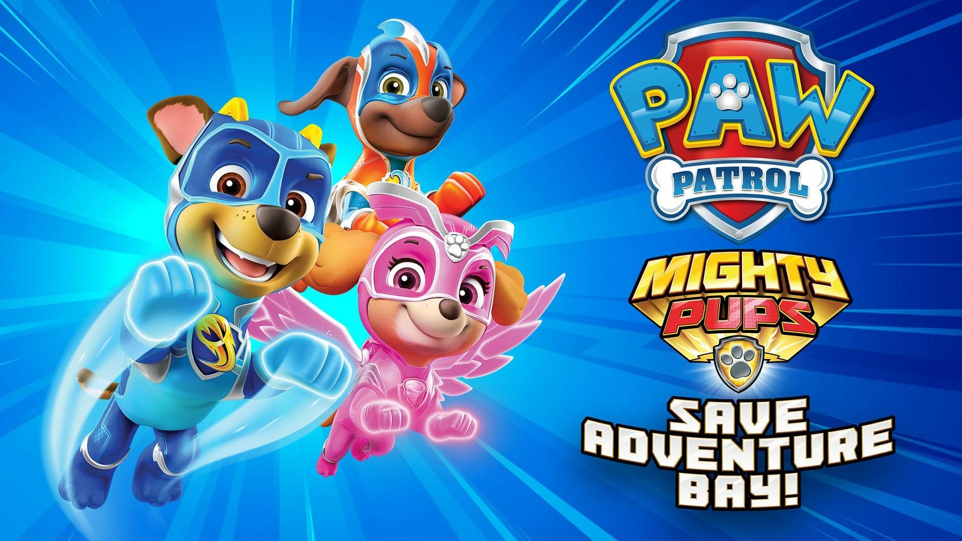 PawPatrol Mighty Pups