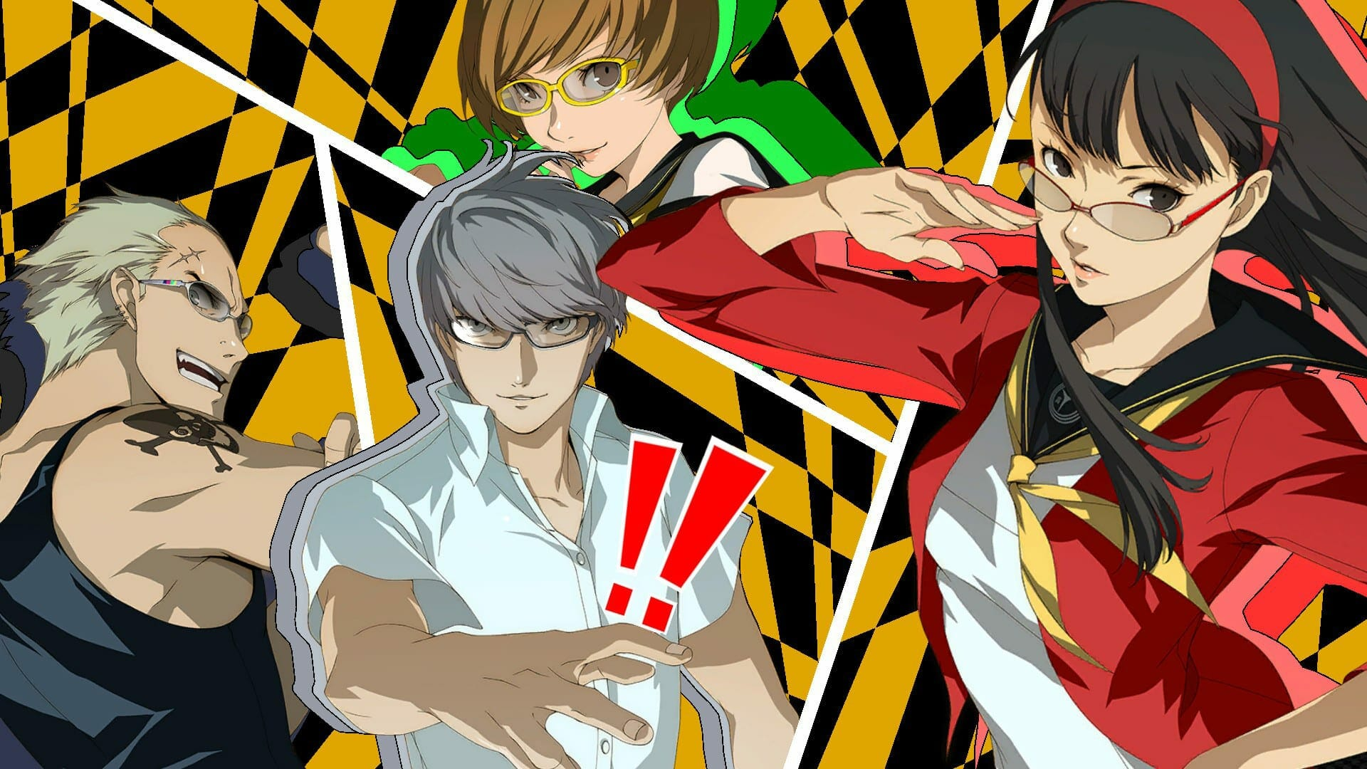 Persona 4 Golden Cracked