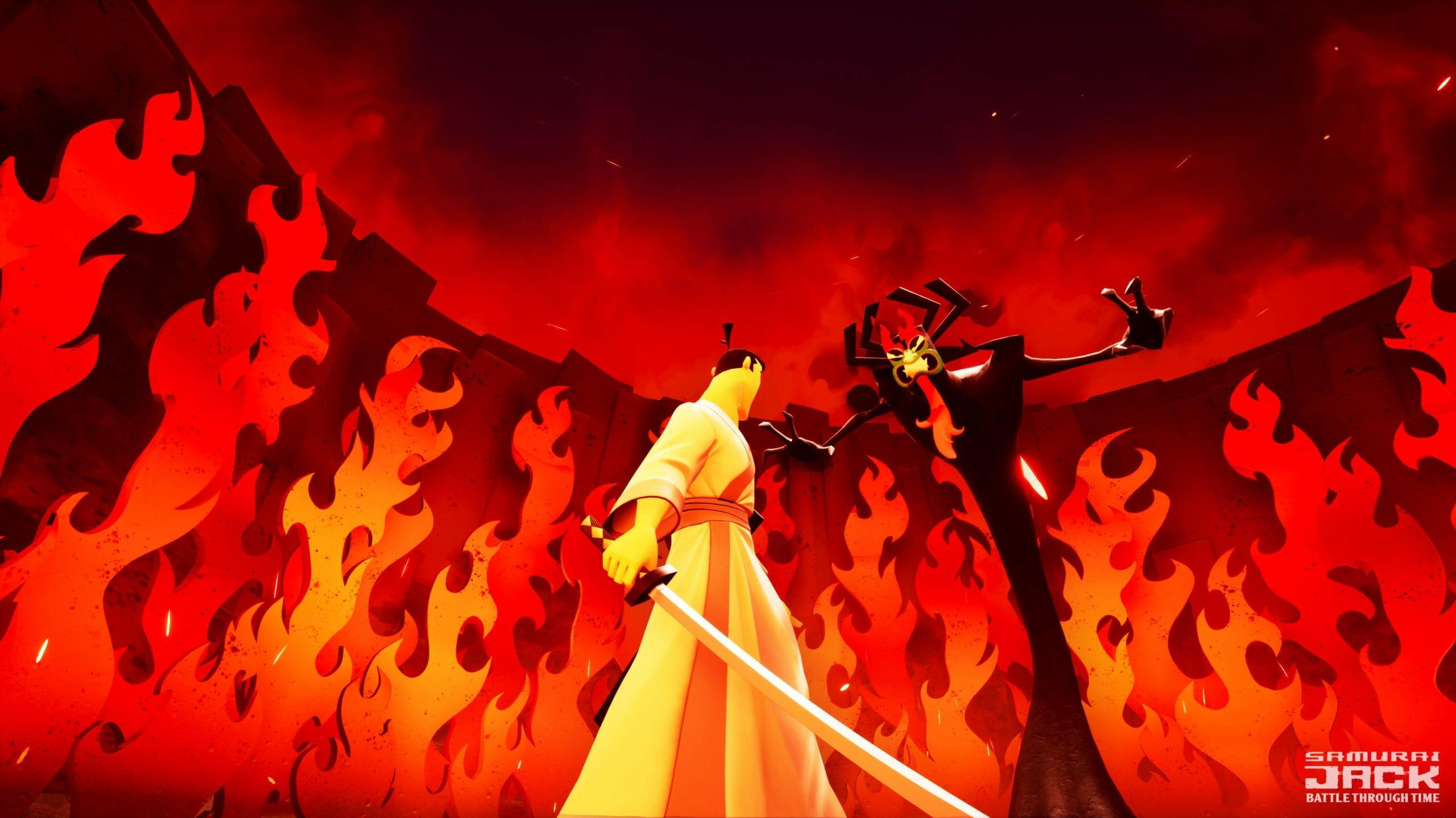 Samurai Jack: Battle Through Time System Requirements