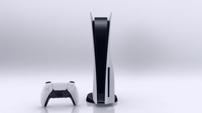 Black PlayStation 5