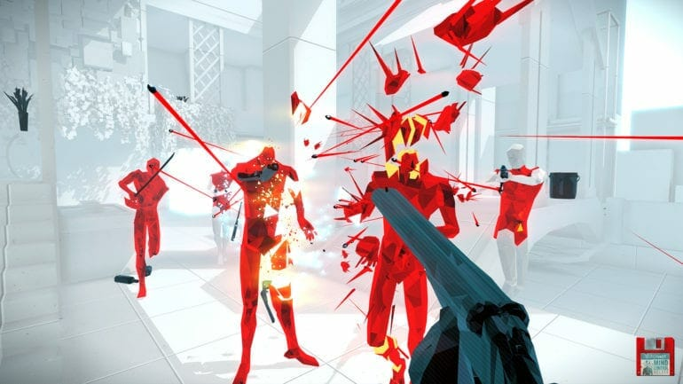 Superhot: Mind Control Delete Save Files