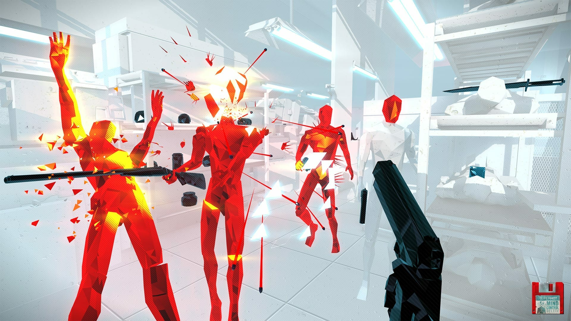 Superhot: Mind Control Delete Crash On Launch Issue