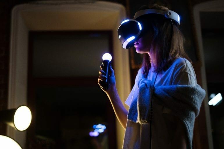 Rockstar Open-World VR Game