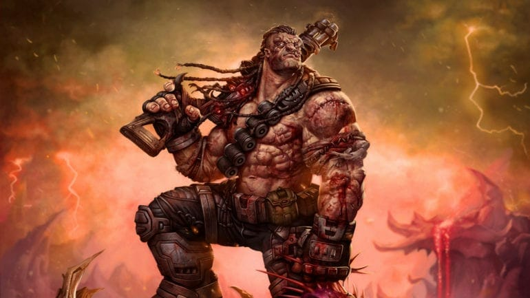 adjust Hellbound FPS