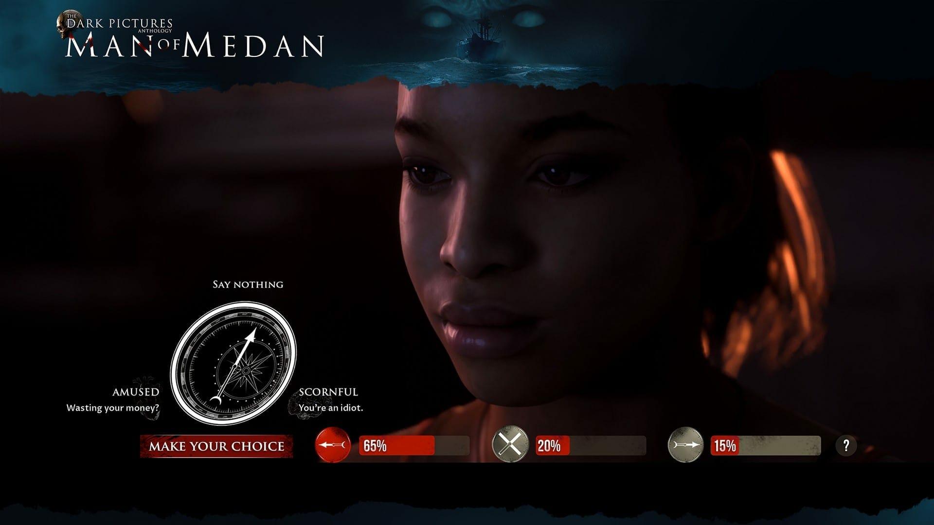 Man of Medan Xbox